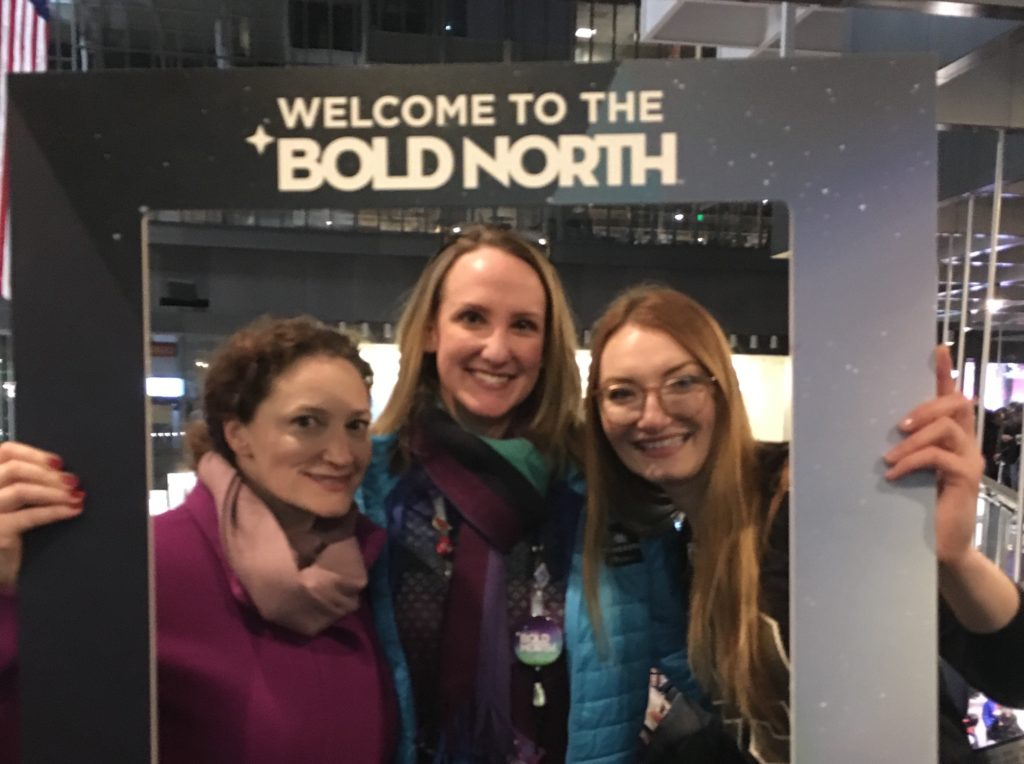 Experience Design Super Bowl LII Volunteers